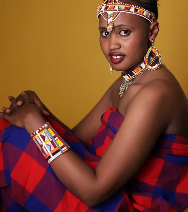 Maasai Shuka